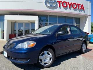 Used 2006 Toyota Corolla 4-door Sedan CE 4A for sale in Surrey, BC