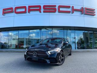 Used 2020 Mercedes-Benz CLS-Class 450 4MATIC Coupe for sale in Langley City, BC