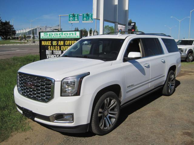 2018 GMC Yukon Denali XL Make us an offer