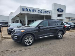New 2021 Ford Explorer XLT for sale in Brantford, ON