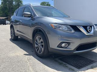 Used 2016 Nissan Rogue SL AWD for sale in Aylmer, ON