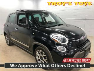 Used 2015 Fiat 500L Trekking for sale in Guelph, ON