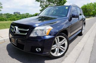 Used 2010 Mercedes-Benz GLK-Class STUNNING COMBO / NO ACCIDENTS / LOADED / LOCAL CAR for sale in Etobicoke, ON