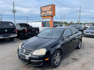 Used 2006 Volkswagen Jetta *AUTO*LEATHER*SUNROOF*AS IS SPECIAL for sale in London, ON