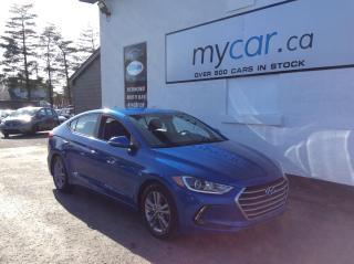 Used 2018 Hyundai Elantra GL HEATED SEAT/WHEEL, ALLOYS, BACKUP CAM, BLUETOOTH!! for sale in North Bay, ON