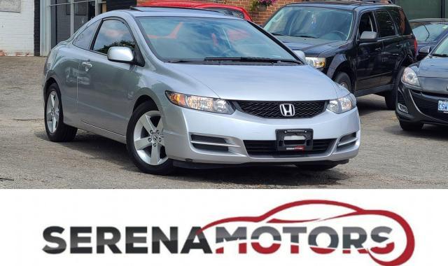 2010 Honda Civic COUPE | SR | AUTO | SUNROOF | NO ACCIDENTS | LOW K