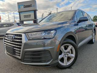 Used 2017 Audi Q7 3.0T Technik AWD for sale in Ottawa, ON