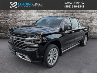 Used 2021 Chevrolet Silverado 1500 High Country Technology Pack, Nav, Bose, Sunroof for sale in King, ON