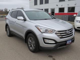 Used 2016 Hyundai Santa Fe Sport Premium AWD with Heated front & rear seats! for sale in Tillsonburg, ON