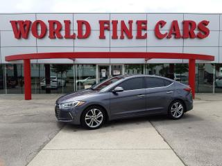 Used 2017 Hyundai Elantra Limited | One Owner! | Ontario Local for sale in Etobicoke, ON