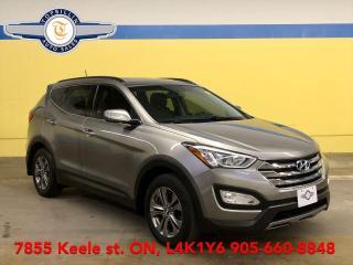 Used 2014 Hyundai Santa Fe Sport Premium AWD, Heated Seats, 2 Years Warranty for sale in Vaughan, ON