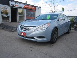 Used 2011 Hyundai Sonata GL for sale in Gloucester, ON