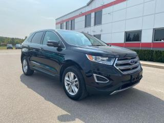 Used 2016 Ford Edge SEL with Panoramic Sunroof for sale in Tillsonburg, ON