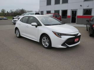 Used 2019 Toyota Corolla SE with Heated seats! for sale in Tillsonburg, ON