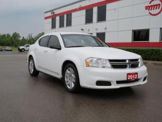 Used 2012 Dodge Avenger Entry level low kms!! for sale in Tillsonburg, ON