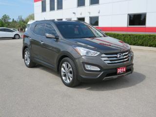 Used 2014 Hyundai Santa Fe Sport Limited with Heated seats & Steering wheel for sale in Tillsonburg, ON