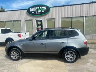 Used 2006 BMW X3 2.5i AS-IS for sale in Mississauga, ON
