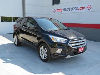 Used 2019 Ford Escape SE with Heated seats for sale in Tillsonburg, ON