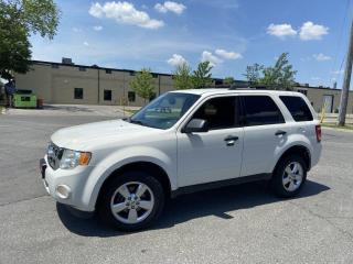 Used 2011 Ford Escape Automatic, 4 Door, 3 Years warranty available. for sale in Toronto, ON
