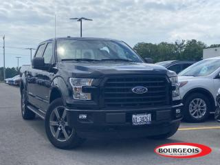 Used 2016 Ford F-150 XLT HEATED SEATS, REVERSE CAMERA for sale in Midland, ON