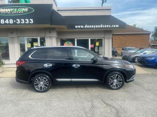 Used 2018 Mitsubishi Outlander GT for sale in Mississauga, ON