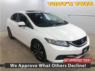 Used 2015 Honda Civic EX for sale in Guelph, ON