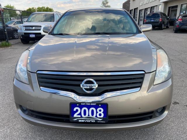 2008 Nissan Altima CERTIFIED, ALLOY WHEELS, KEYLESS START