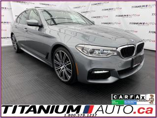 Used 2017 BMW 5 Series 540i+Night Vision Camera+Massage Cooled Seats+Adap for sale in London, ON