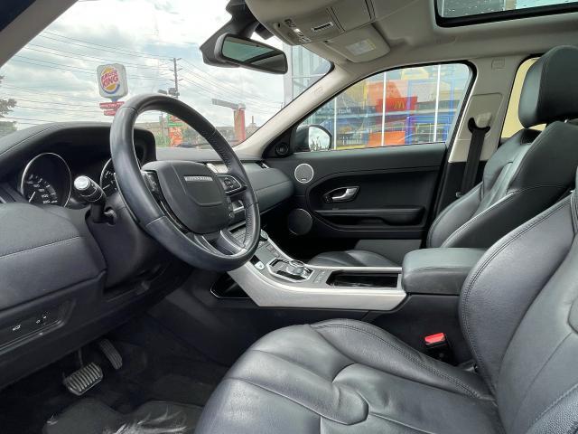 2015 Land Rover Range Rover Evoque AWD NAVIGATION /PANORAMIC SUNROOF /CAMERA Photo9