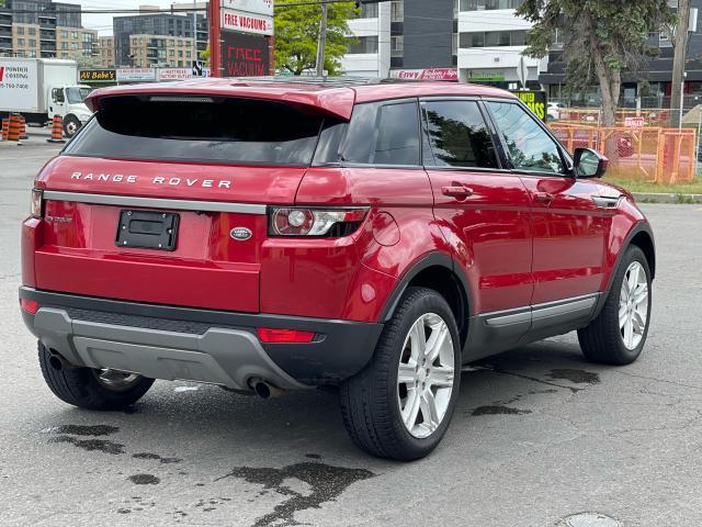 2015 Land Rover Range Rover Evoque AWD NAVIGATION /PANORAMIC SUNROOF /CAMERA Photo5