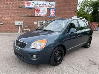 Used 2011 Kia Rondo EX/2.7L/NO ACCIDENTS/SAFETY INCLUDED for sale in Cambridge, ON