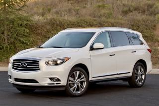 Used 2015 Infiniti QX60 NAVIGATION /DVD/PANORAMIC SUNROOF /360 CAMERA for sale in North York, ON