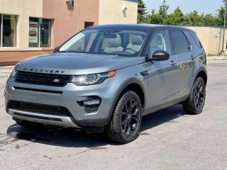Used 2015 Land Rover Discovery Sport HSE NAVIGATION/PANO ROOF/7 PASSENGER for sale in North York, ON