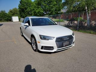 Used 2018 Audi A4 quattro w/NAVI/B.CAM & MORE!!! for sale in North York, ON