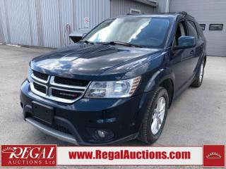 Used 2014 Dodge Journey SXT 4D Utility 2WD 3.6L for sale in Calgary, AB
