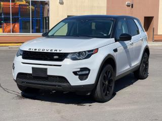 Used 2016 Land Rover Discovery Sport HSE NAVIGATION/PANO ROOF/7 PASSENGER for sale in North York, ON
