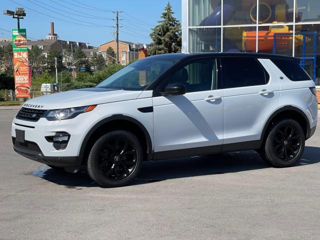 2016 Land Rover Discovery Sport HSE NAVIGATION/PANO ROOF/7 PASSENGER Photo2