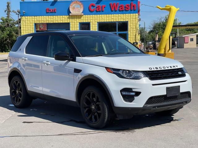 2016 Land Rover Discovery Sport HSE NAVIGATION/PANO ROOF/7 PASSENGER Photo7