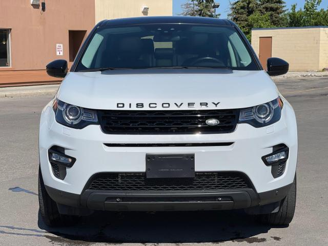 2016 Land Rover Discovery Sport HSE NAVIGATION/PANO ROOF/7 PASSENGER Photo8