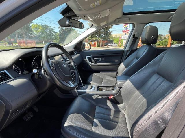 2016 Land Rover Discovery Sport HSE NAVIGATION/PANO ROOF/7 PASSENGER Photo9