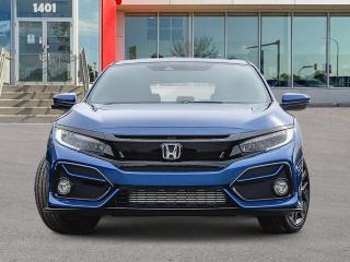 New 2021 Honda Civic Sport Touring for sale in Winnipeg, MB