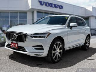 Used 2018 Volvo XC60 T6 Inscription Lease Return for sale in Winnipeg, MB