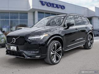 New 2021 Volvo XC90 R-DESIGN for sale in Winnipeg, MB