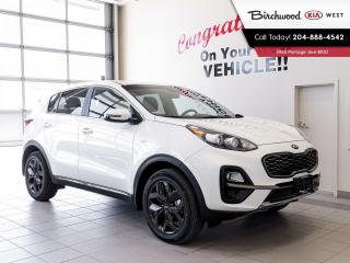 New 2021 Kia Sportage LX S 0% FOR 84 MONTHS! for sale in Winnipeg, MB