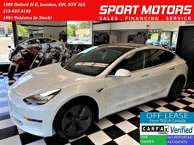 2020 Tesla Model 3 STANDARD RANGE PLUS+LIKE NEW+CLEAN CARFAX