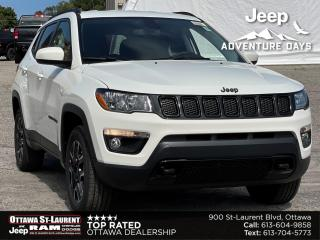 New 2021 Jeep Compass Sport for sale in Ottawa, ON