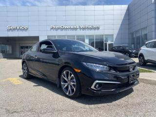 Used 2019 Honda Civic Touring ONE OWNER ACCIDENT FREE TRADE WITH ONLY 15789 KMS. TOURING PACKAGE! for sale in Toronto, ON