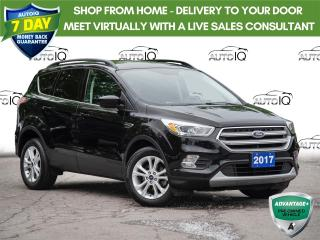 Used 2017 Ford Escape SE Leather Trimmed Seats   |   Rear Parking Aid Sensors   |   Power Liftgate for sale in St Catharines, ON