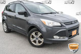 Used 2015 Ford Escape SE SOLD AS TRADED, YOU CERTIFY, YOU SAVE!!! for sale in Barrie, ON