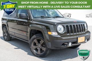Used 2017 Jeep Patriot Sport/North POWER SUNROOF! REMOTE START! for sale in Barrie, ON